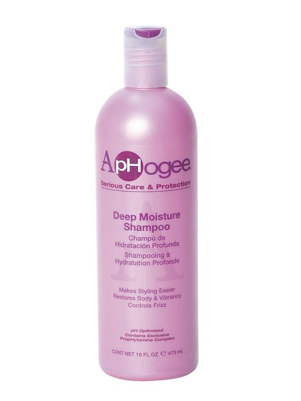 Aphogee Deep Moisture Shampoo 16oz Jannysbeauty