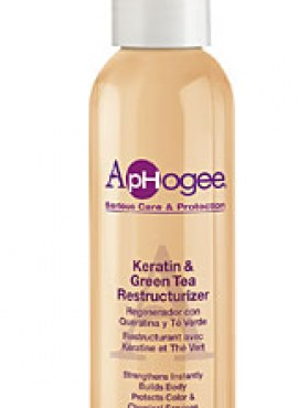Keratin & Green Tea Restructurizer