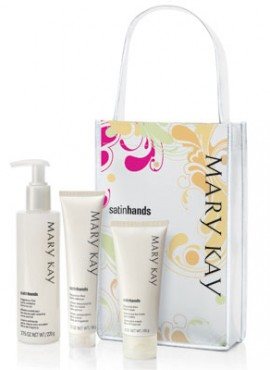 Mary Kay Satin Hands SET