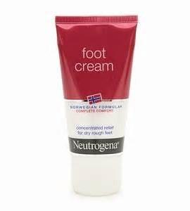 NEUTROGENA FOOT CREAM