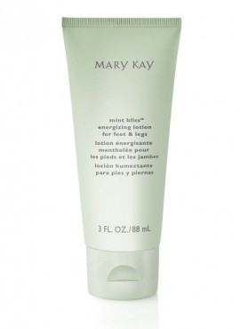 Mary Kay mint bliss energizing lotion for feet and legs