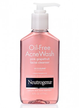 NEUTROGENA OILFREE ACNE WASH