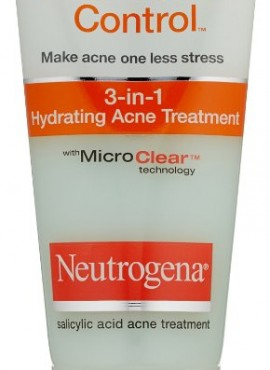 NEUTROGENA HYDRATING ACNE TREAT