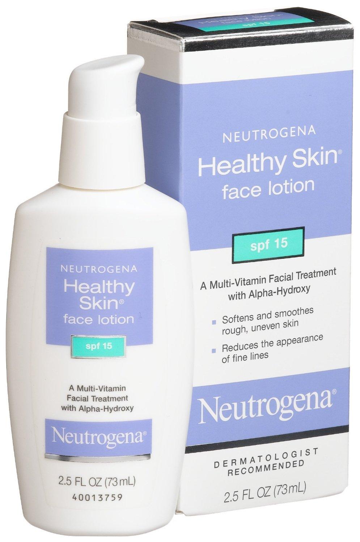 Face cream neutrogena