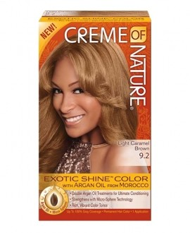 Creme Of Nature Hair Color Light Golden Blonde 9 23