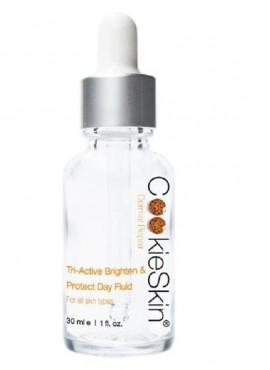 Cookieskin Dermal Repair Tri-active brightening & protect Day fluid