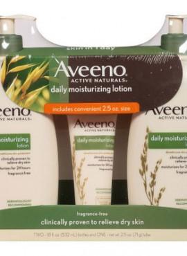 Aveeno Active Naturals Daily Moisturizing Lotion