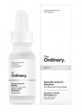 The Ordinary Salicylic Acid 2% Solution For Blemish-Prone Skin