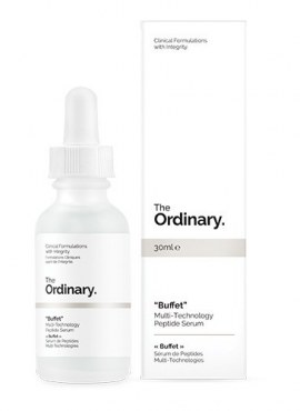 The Ordinary Buffet Multi-technology Peptide Serum