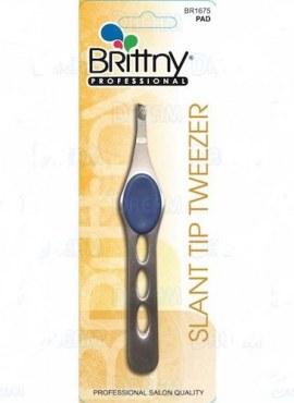 Brittny Slant Tip Tweezer