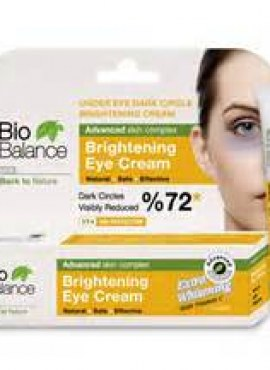 BIO BALANCE BRIGHTENING EYE CREAM