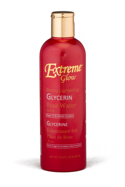 EXTREME GLOW STRONG LIGHTENING GLYCERIN ROSE WATER 16.8 FL.OZ