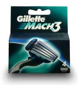 GILLETTE MACH 3 BLADE