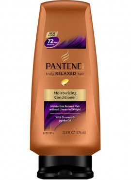 Pantene Pro V Truly Relaxed Hair Moisturizing Conditioner 22.8 Fl Oz
