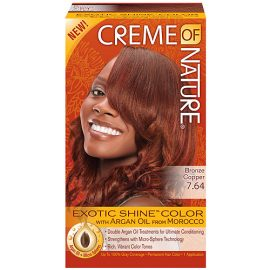 Creme of nature hair color
