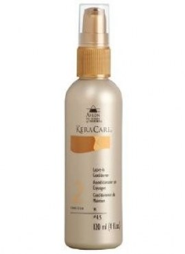 Keracare leave-in conditioner 4FL OZ