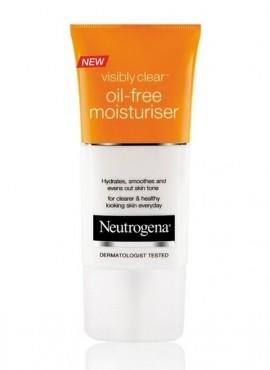 Neutrogena visibly clear oil free moisturizer