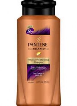 Pantene Truly Relaxed Hair Intense Moisturizing Shampoo 25.4 fl oz