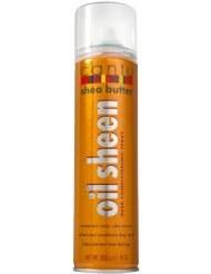 Cantu Shea Butter Oil Sheen Deep Conditioning Spray 11oz