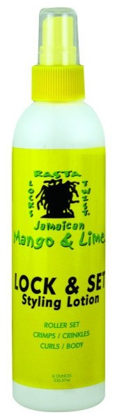Jamaican Mango & Lime Lock and Set Styling Lotion