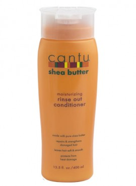 Cantu Shea Butter Shea Butter Moisturizing Rinse Out Conditioner