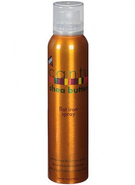 Cantu Shea Flat Iron Spray