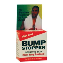 HIGH TIME BUMP STOPPER RAZOR BUMP TREATMENT