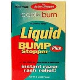 HIGH TIME LIQUID BUMP STOPPER INSTANT RAZOR RASH RELIEF