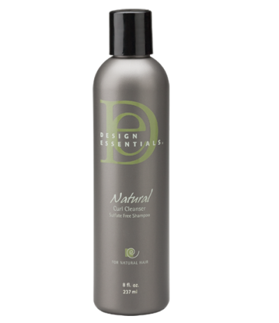 Natural Curl Cleanser Sulfate Free Shampo