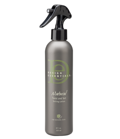 Natural Twist and Setting Lotion