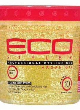 Eco Styler Moroccan Argan Oil Styling Gel -16oz