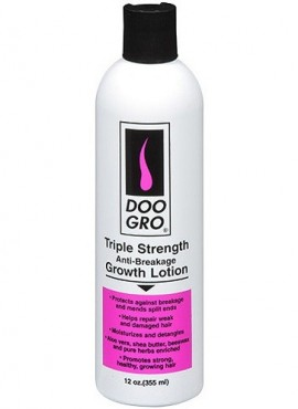 Doo Gro Triple Strength Anti Breakage Growth Lotion
