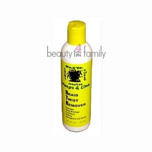 Jamaican Mango & Lime Braid Twist Remover