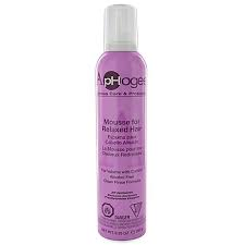 ApHogee Mousse for Relaxed Hair