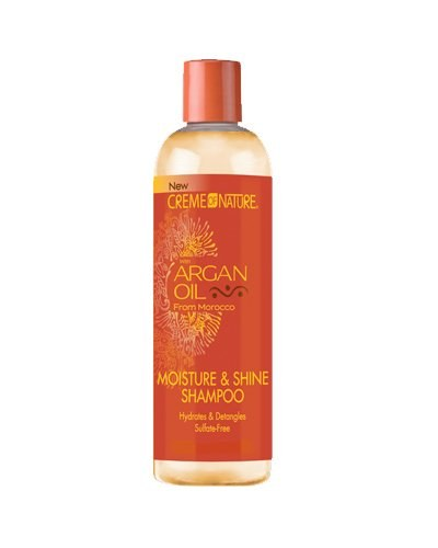 CREME OF NATURE SHAMPOO