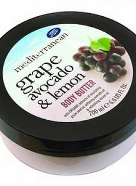 BOOTS GRAPE BODY BUTTER