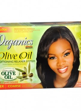 ORGANICS OLIVE OIL RELAXER SUPE