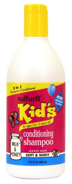 SULFUR 8 KIDS CONDITIONING SHAMPOO
