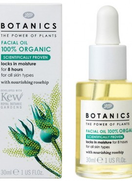 BOTANICS TREATMENT OIL