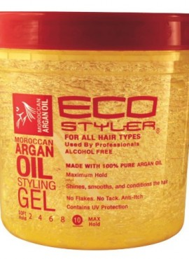 ECO STYLING GEL ARGAN