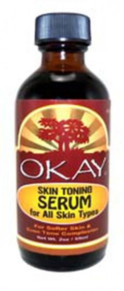 OKAY SKIN TONING SERUM