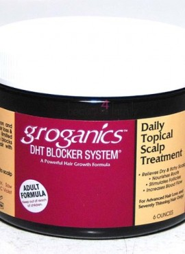GROGANICS DAILY TOPICAL TREATME