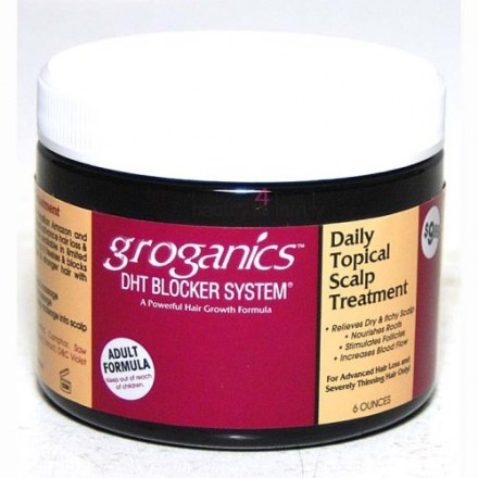 GROGANICS DAILY TOPICAL TREATME