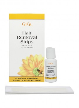 GIGI HAIR REMOVAL STRIPS