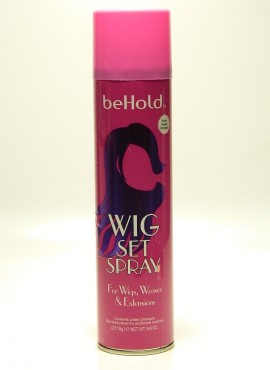 BEHOLD WIG SET SPRAY