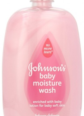 JOHNSONS MOISTURE CARE BABY WASH