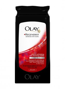 OLAY REGENERIST WET CLEAN. CLO.
