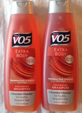 V05 EXTRA BODY VOLUMI SHAMPOO