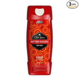 OLD SPICE AFTER HOURS BODY WASH