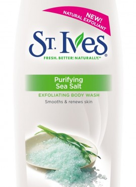 ST IVES PURIFY EXFOLIATING